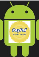 Google to allow PayPal to become payment option for Android Market?