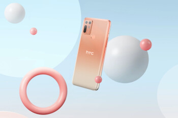 HTC unveils yet another underwhelming mid-range phone you won't be able to buy