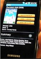 Samsung Media Hub beta shown on video
