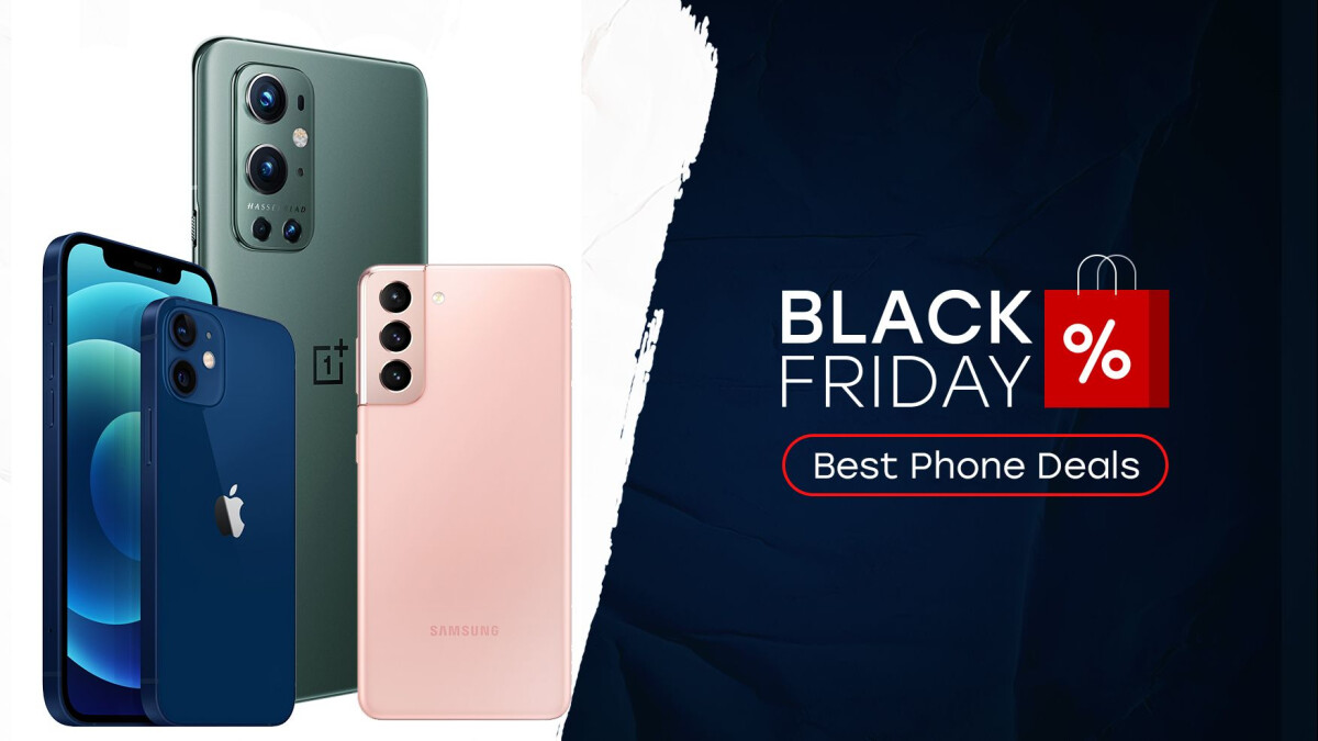 Best Black Friday Phone Deals 2020 Phonearena