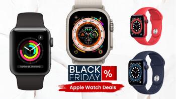 Best Cyber Monday Apple Watch deals