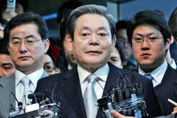 Samsung's chairman Lee Kun-hee has passed away, leaving a company at its peak