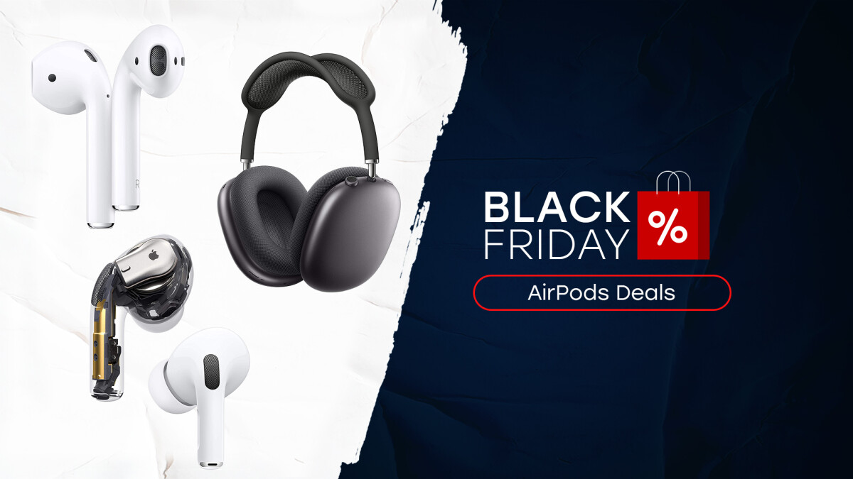 Best Airpods Deals For Black Friday 2020 Phonearena