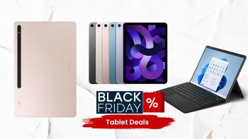 Best tablet deals on Black Friday