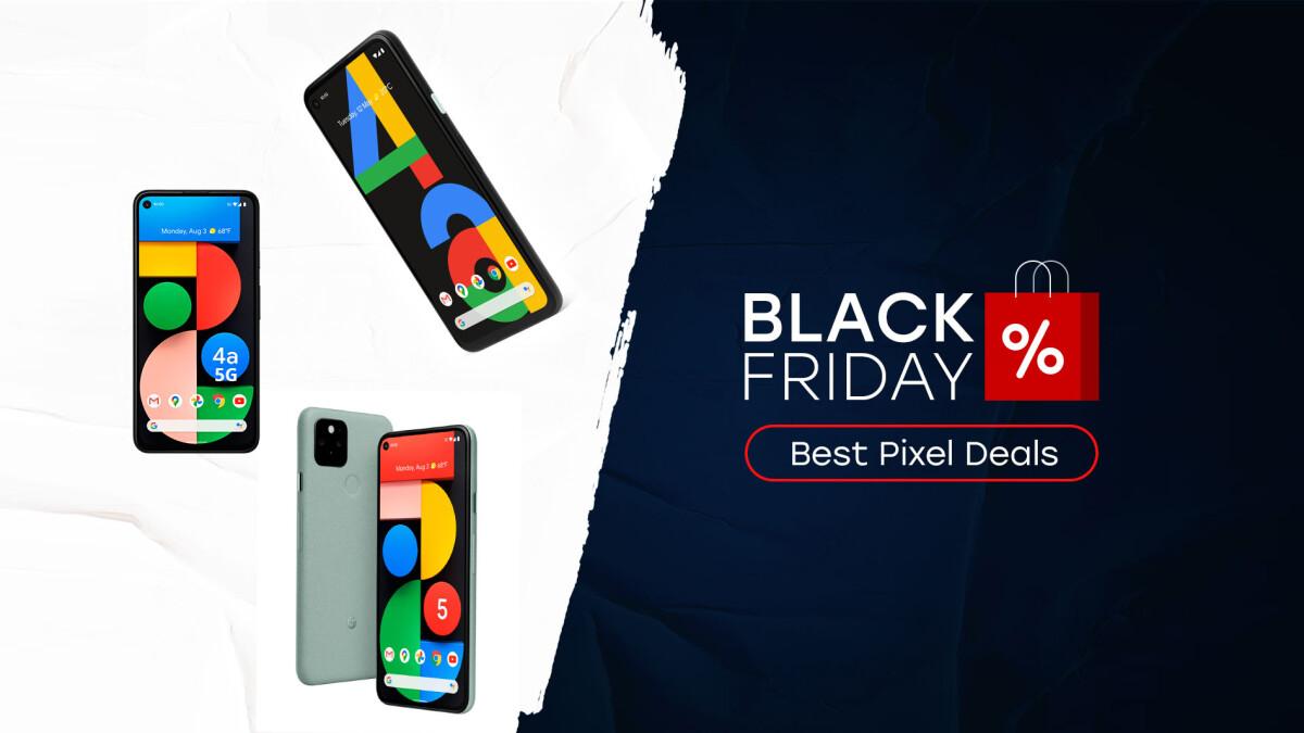 Best Google Pixel Black Friday Deals Phonearena