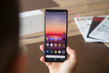 Sony's Xperia smartphone business has finally stopped shrinking
