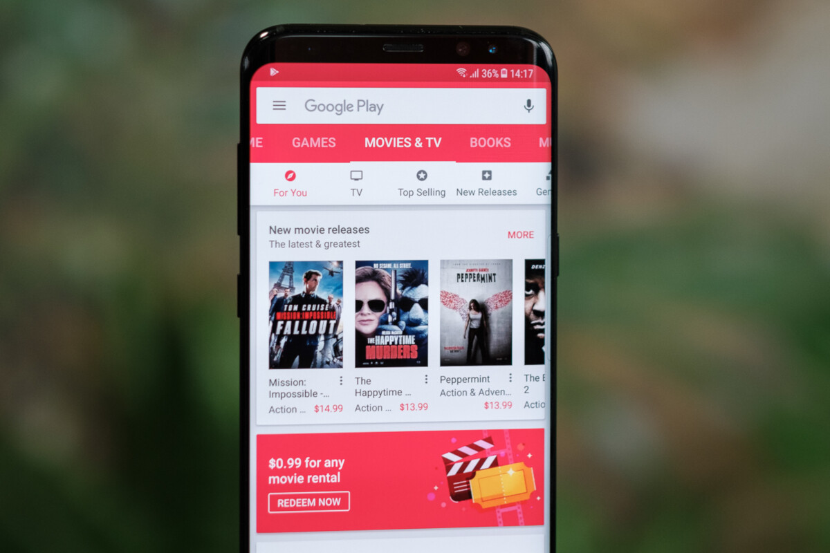 Google tests cool new feature for the Play Store