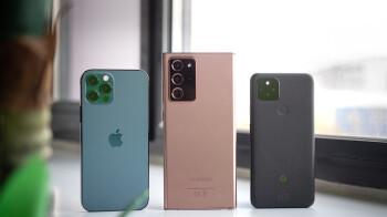 iPhone 12 Pro vs Galaxy Note 20 Ultra vs Pixel 5: Camera Comparison