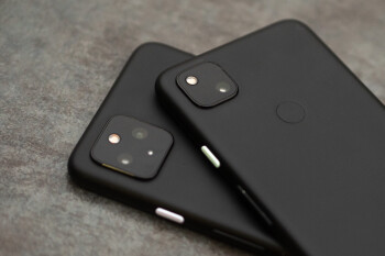 Pixel 5's reverse wireless charging turns on automatically when the phone is plugged in