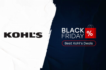Check out all of the best Kohl's Black Friday deals available today and coming up