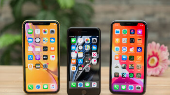 The iPhone 11 & iPhone SE outsold every other smartphone last quarter