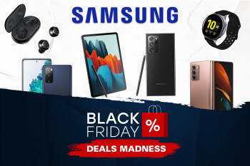 Black Friday discounts are still going strong at Samsung: major savings on Note, Fold, Galaxy Watch, TVs, and more