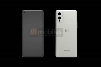 This is what the OnePlus 9 5G will reportedly look like