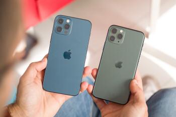 Apple A14 vs A13 vs Snapdragon 865 performance comparison