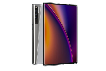 Meet the Oppo X 2021, a rollable smartphone you can't buy