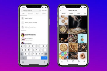 Instagram adds a keyword search feature (at last)