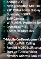 Motorola CHARM will also feature UMA calling?