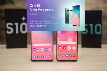 Android 11 update with One UI 3.0 beta released for Galaxy S10 and S10+