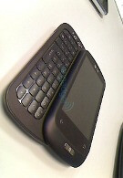 UPDATED: LG C900 is a slide-out QWERTY phone headed to the