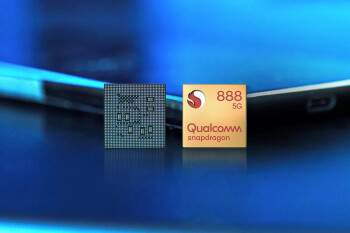 Galaxy S21's Snapdragon 888 is out, shames iPhone 12's 5G