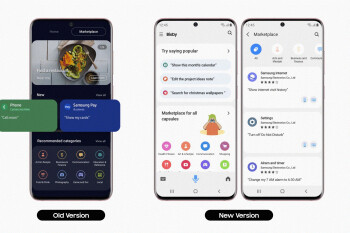 Samsung updates Bixby with new features, simplifies the interface