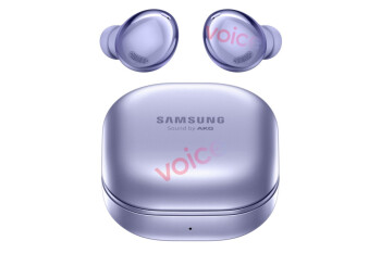The Galaxy Buds Pro will reportedly come in silver, violet, and other colors