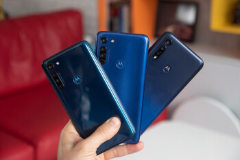 Motorola has even more budget phones in the pipeline