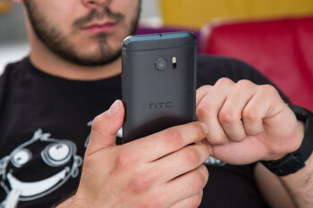 HTC just experienced revenue growth for the first time this year