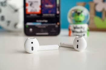 Apple's entry-level second-gen AirPods go back down to their Black Friday price