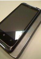 HTC T8788 is a landscape slider that tucks away a large speaker?