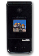 Pantech announced PG-2800 finger writing recognition phone