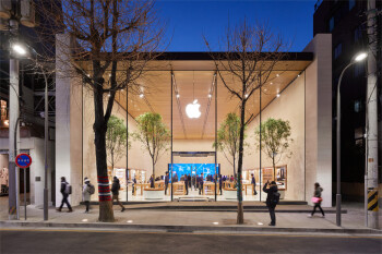 Lights (off), cameras (dark) and (no) action; L.A. Apple Stores shut again because of coronavirus