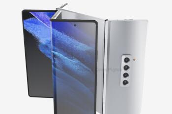 Samsung Galaxy Z Fold 3 renders leak