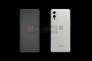 More live photos of OnePlus 9 emerge alongside a couple of key specs