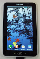 New Samsung Galaxy Tab video examines the interface, in Korean