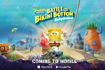 SpongeBob is getting another mobile game in 2021, it will cost $10