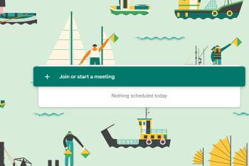 Google Meet update adds new ways to create meetings