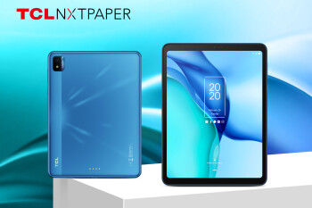 TCL's new Tab 10S and TCL NXTPAPER tablets focus on education, productivity