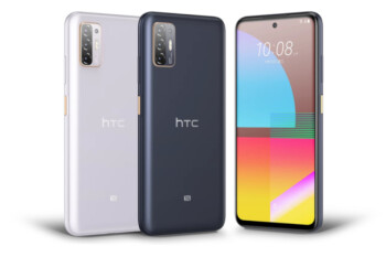 HTC Desire 21 Pro 5G quietly goes official: 90Hz display, 48MP camera, massive battery