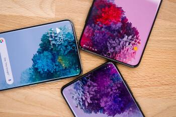 Samsung is discontinuing last year's Galaxy S20 range