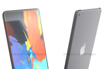 Sketchy iPad mini 6 leak points towards in-screen Touch ID, punch-hole camera
