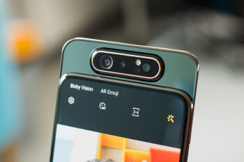 Samsung developing Galaxy A82 5G — could it have a rotating camera?