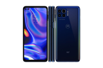 If you hurry, the Motorola One 5G UW can be yours for free (no trade-in required)