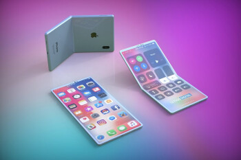 Camera system for a foldable iPhone surfaces in Apple's filing for a patent