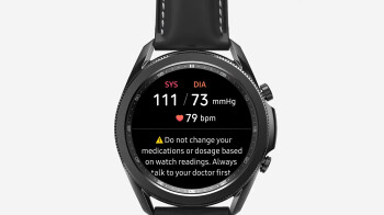 Samsung update brings the Galaxy Watch 3 and Active 2 ECG and blood pressure features to more places