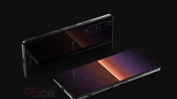 Sony's next Xperia flagship leaks with beautiful design, periscope camera