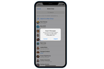 Telegram update makes it easier to switch from WhatsApp