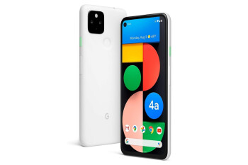 Google's long-awaited unlocked Pixel 4a 5G in white is here and it's already discounted