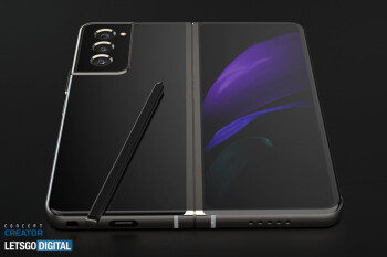 Samsung Galaxy Z Fold 3 could arrive as early as May
