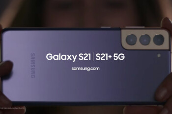 Samsung claims the Galaxy S21 and S21+ 5G are 'different' in cool new commercial
